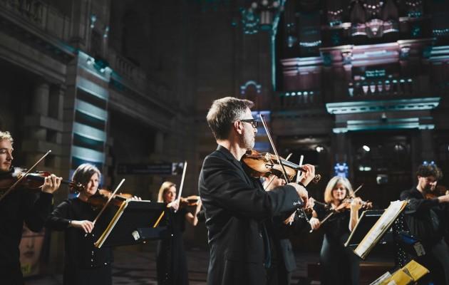 Scottish Ensemble present Dance Music | Theatre Royal Dumfries